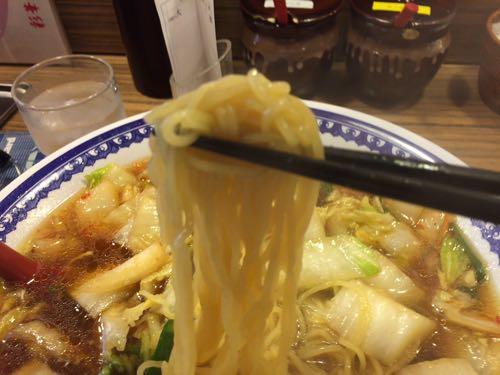 サイカラーメン タマゴ麺