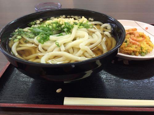 津田の松原サービスエリア下り線