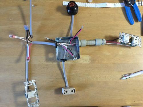 第二種電気工事士 実技試験課題