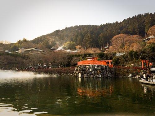 勝尾寺参拝