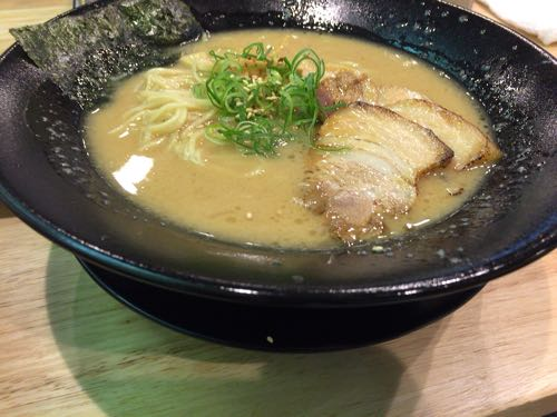 福島壱麺 豚骨の鈴木