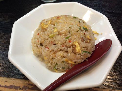 『肉太郎』ミニ焼飯