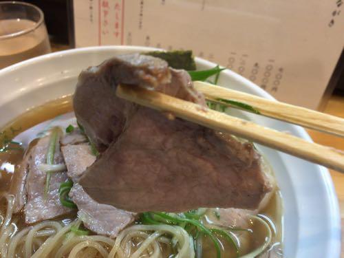 大阪麺哲 肉醤油 チャーシュー 肩ロース