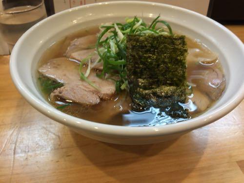 大阪麺哲 肉醤油