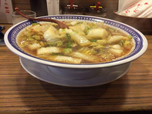 サイカラーメン 大(2玉)