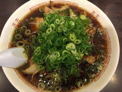 新福菜館 特大中華そば