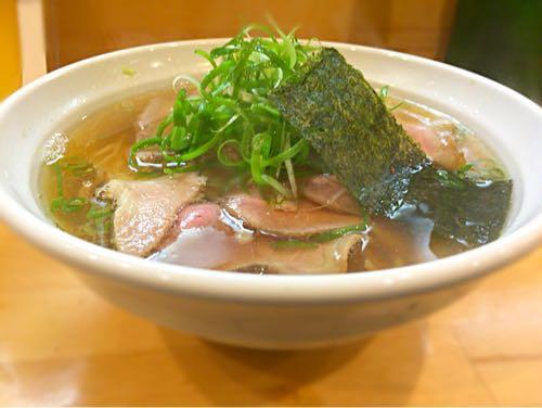 大阪麺哲 肉醤油らーめん
