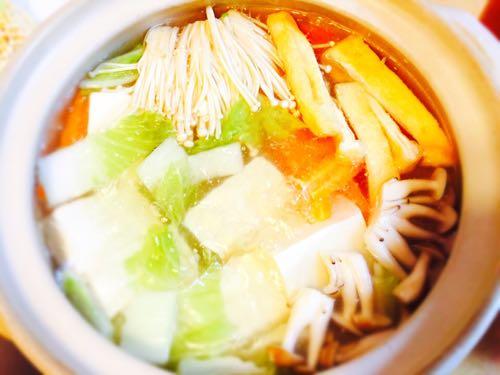 湯豆腐 旭ポン酢