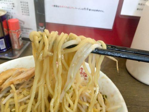 骨太味覚 本店 黒ラーメン