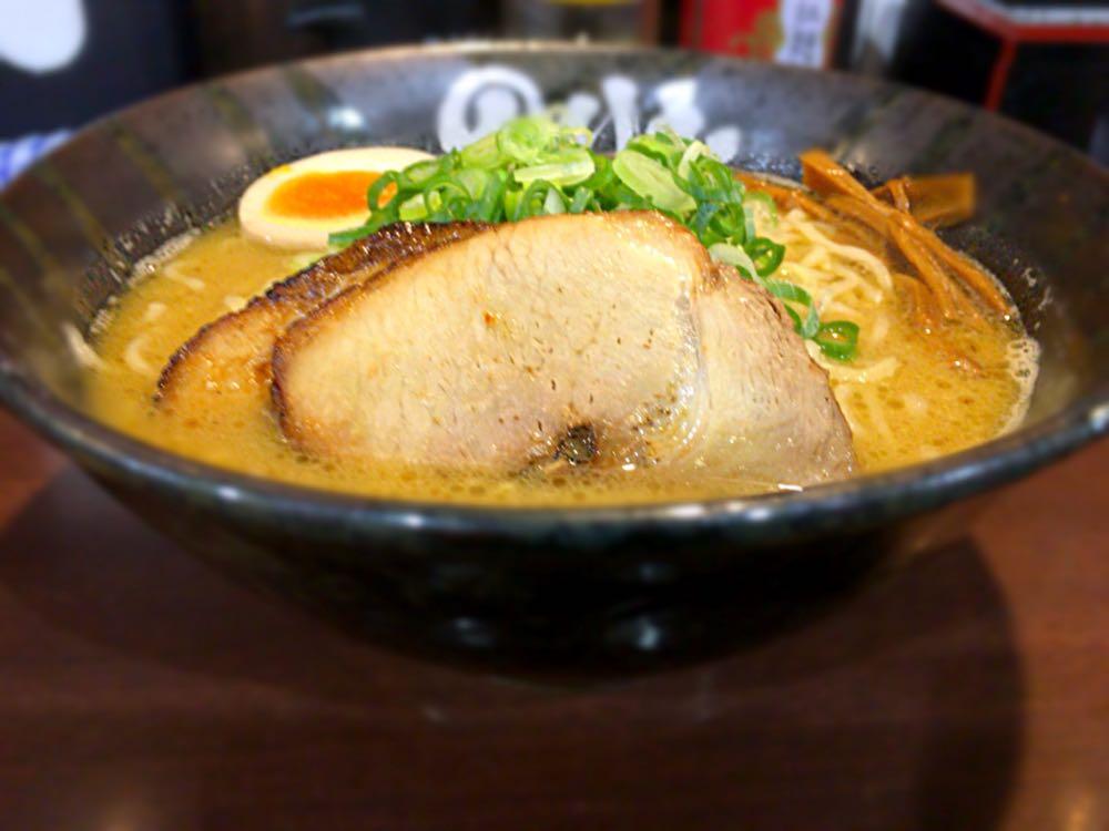 麺屋のりお 南船場店 特製らー麺