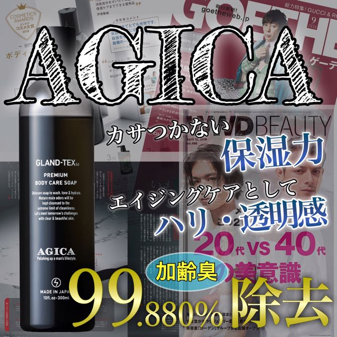 AGICA GLAND-TEX5.0