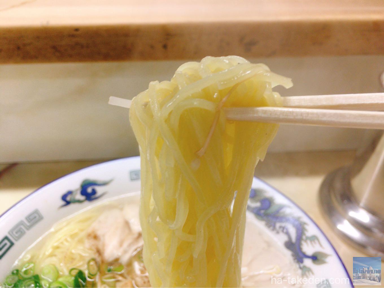 新生軒 ワンタン麺