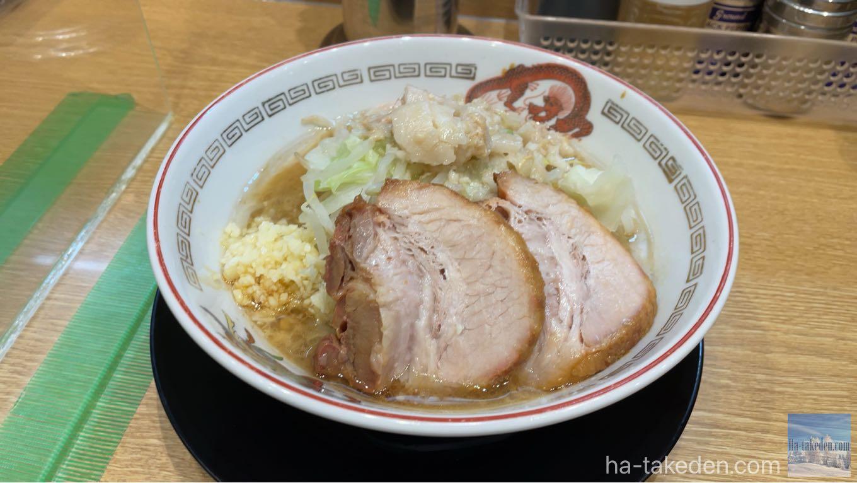 ラーメン豚山南船場店つけ麺を喰らう!